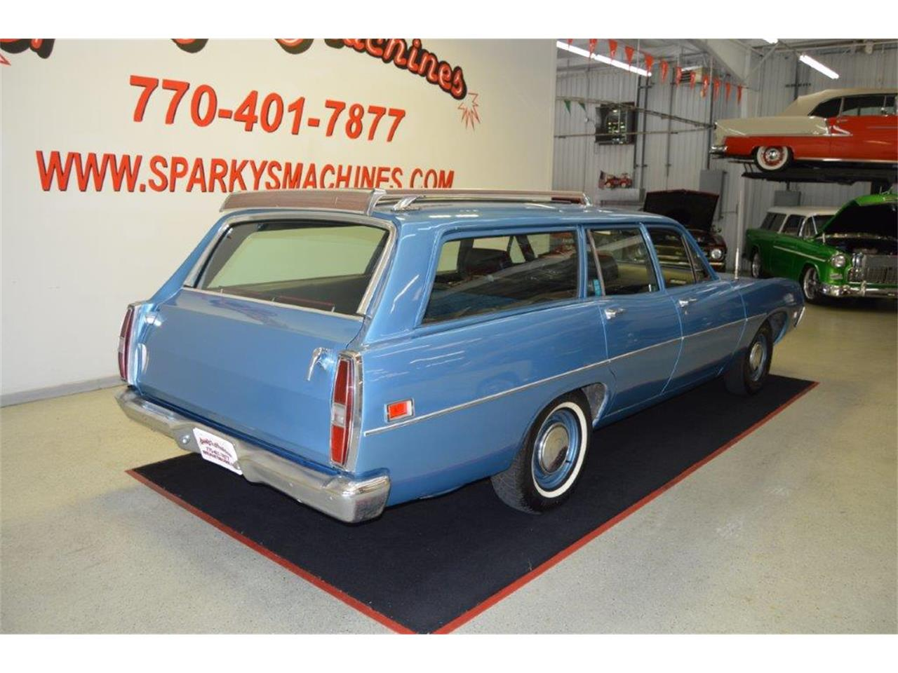 Large Picture of '70 Falcon - QD38
