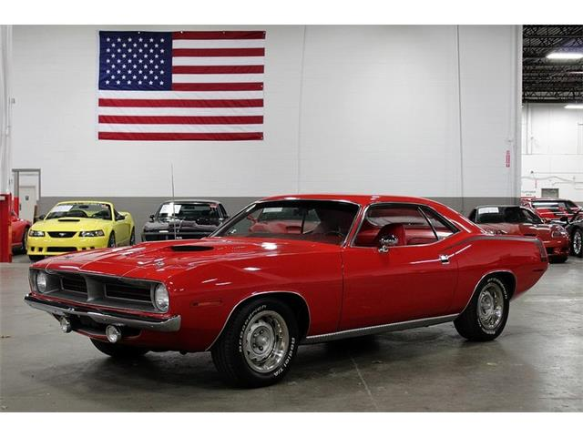 Picture of 1970 Cuda Offered by  - QEMB