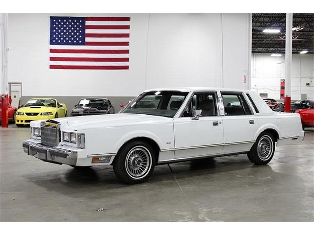 Picture of '88 Town Car - QEMD