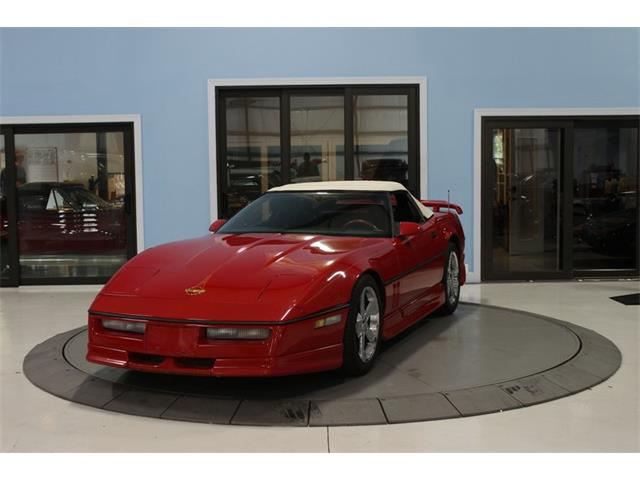Picture of '87 Corvette - QD89