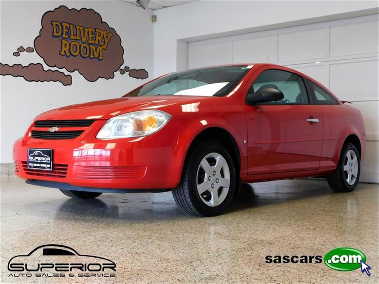 Large Picture of 2007 Chevrolet Cobalt Offered by Superior Auto Sales - QEMW