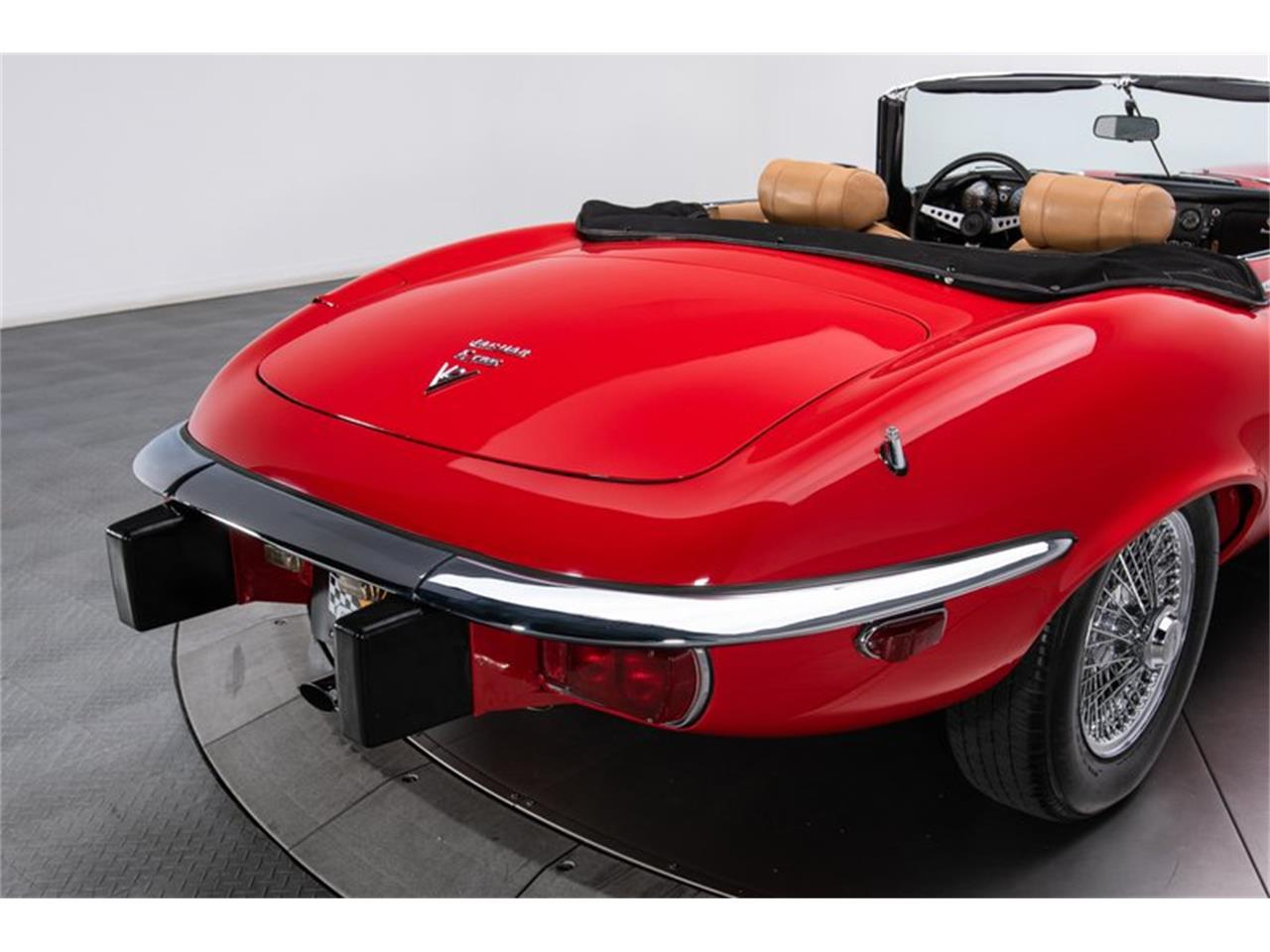 Large Picture of 1974 E-Type - QEN6