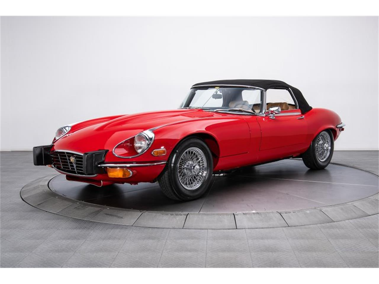 Large Picture of '74 Jaguar E-Type located in North Carolina - $89,900.00 - QEN6