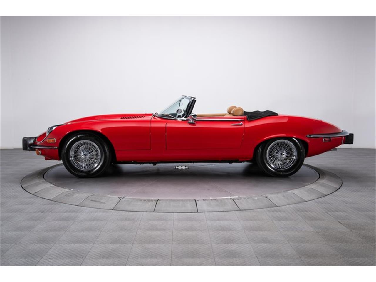 Large Picture of '74 Jaguar E-Type located in North Carolina - $89,900.00 Offered by RK Motors Charlotte - QEN6