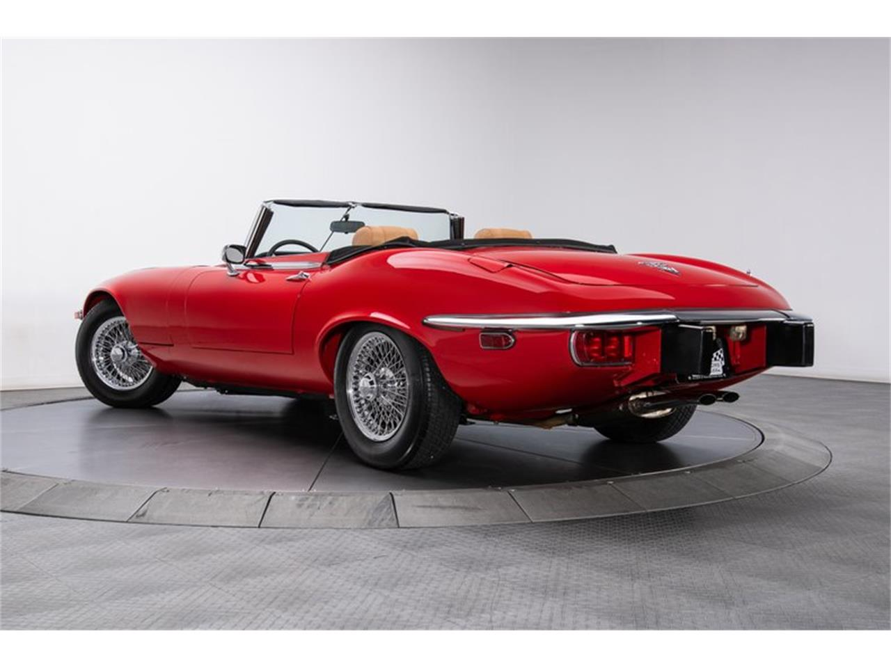 Large Picture of '74 Jaguar E-Type located in Charlotte North Carolina - $89,900.00 Offered by RK Motors Charlotte - QEN6