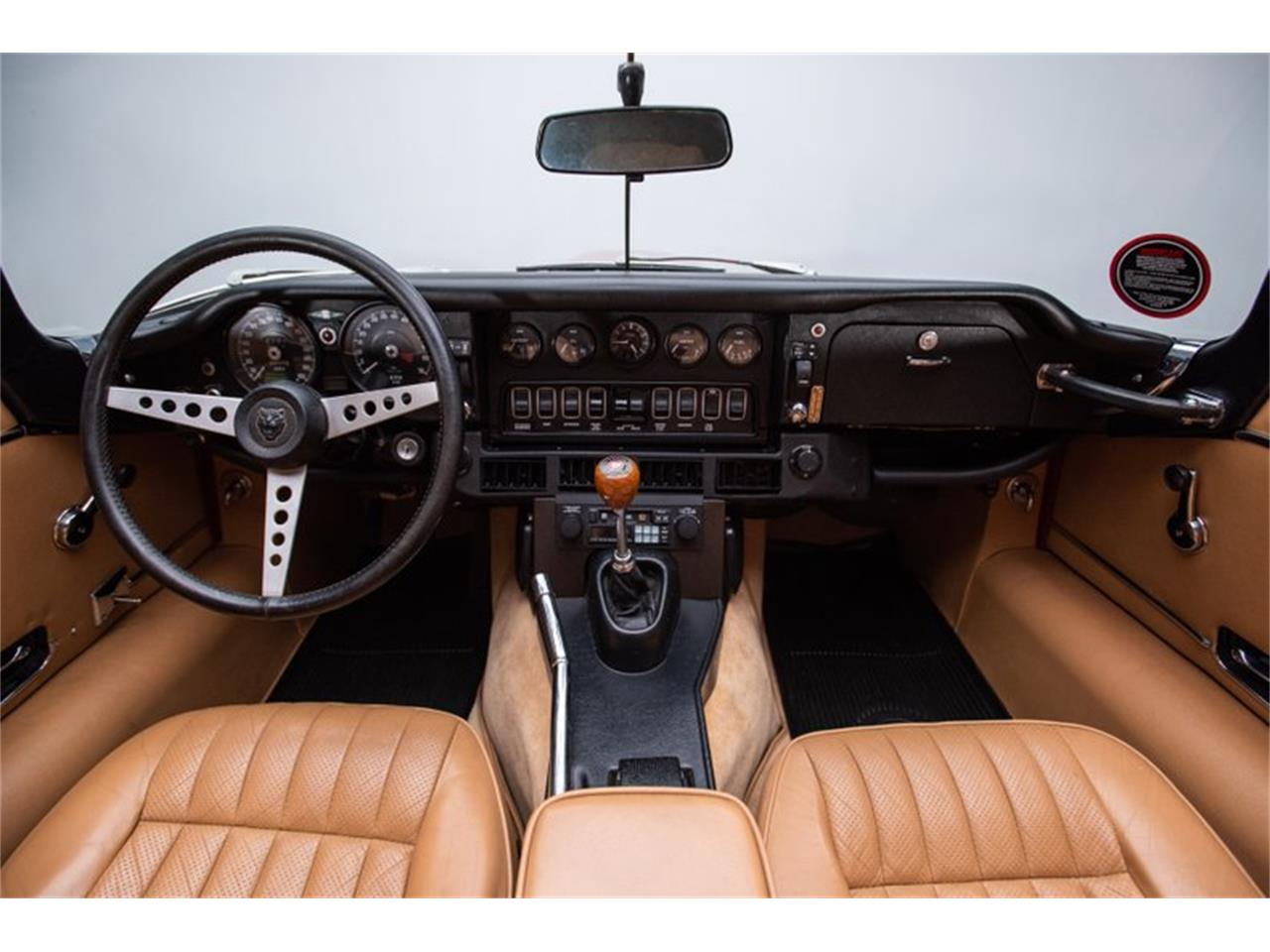 Large Picture of 1974 Jaguar E-Type located in Charlotte North Carolina - $89,900.00 Offered by RK Motors Charlotte - QEN6