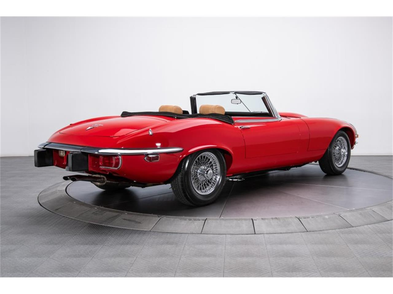 Large Picture of '74 E-Type located in Charlotte North Carolina - $89,900.00 Offered by RK Motors Charlotte - QEN6