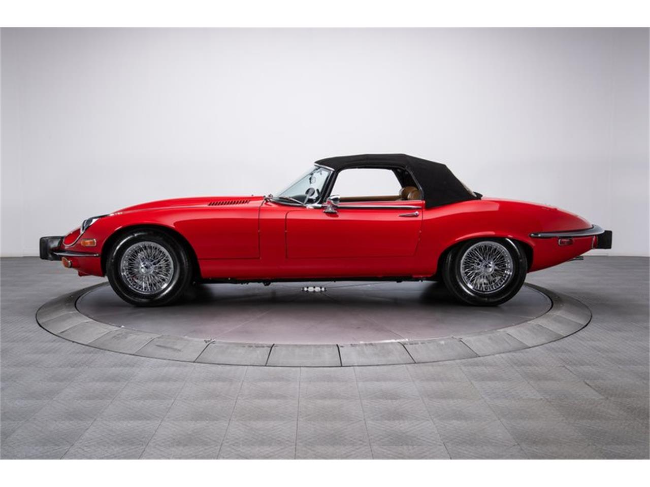 Large Picture of 1974 Jaguar E-Type Offered by RK Motors Charlotte - QEN6