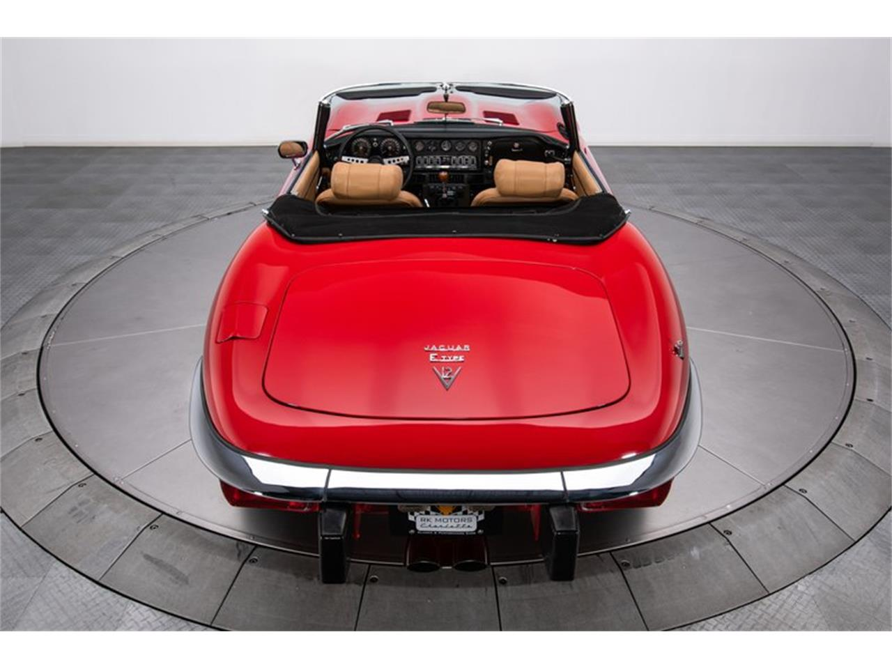 Large Picture of 1974 Jaguar E-Type located in North Carolina - $89,900.00 - QEN6