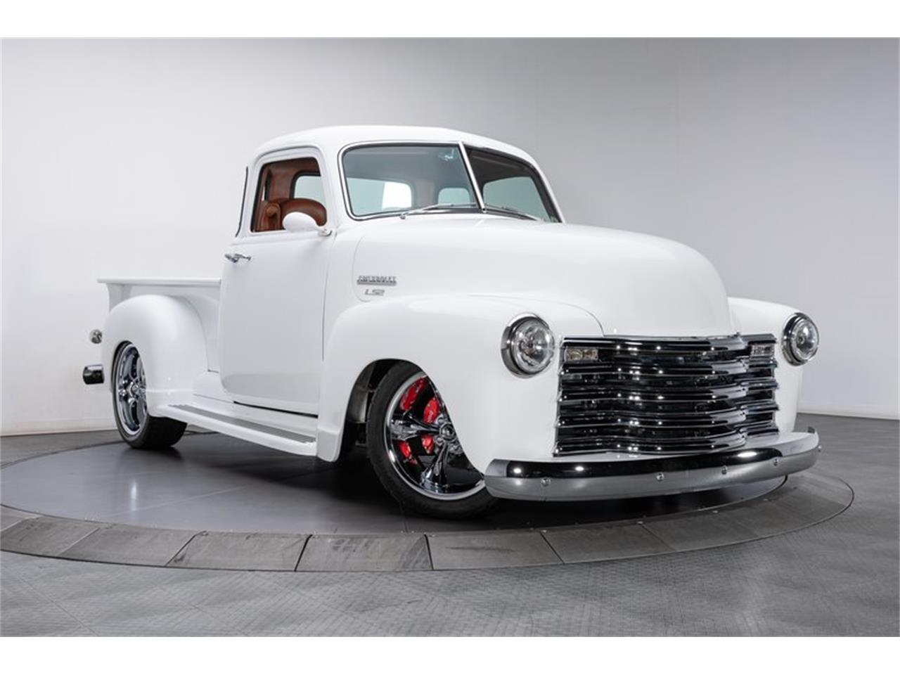 Large Picture of '52 Chevrolet 3100 located in North Carolina Offered by RK Motors Charlotte - QEN8