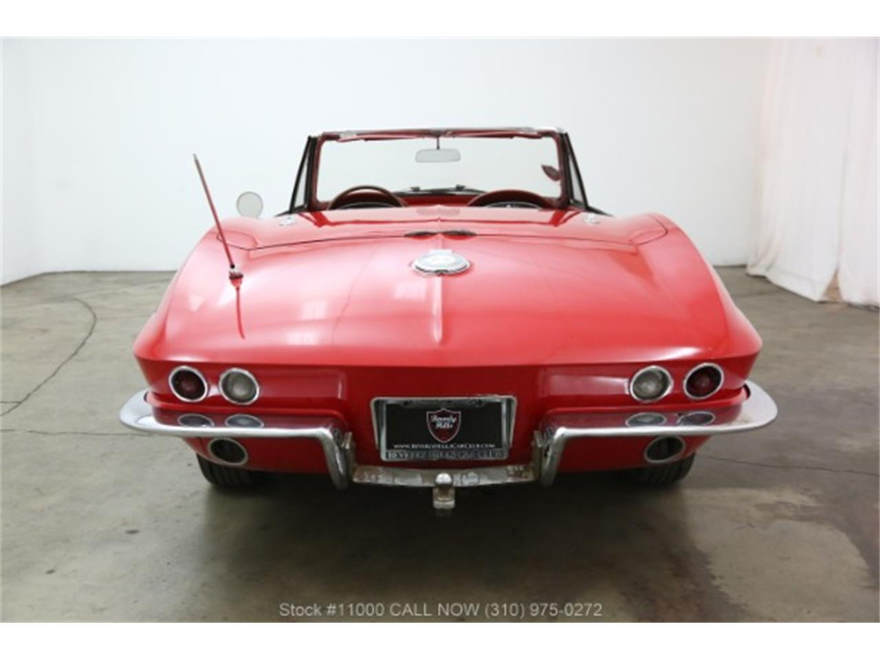 Large Picture of Classic '64 Corvette Offered by Beverly Hills Car Club - QEND