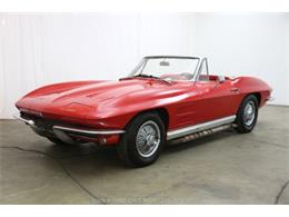 Picture of 1964 Corvette located in Beverly Hills California Offered by Beverly Hills Car Club - QEND