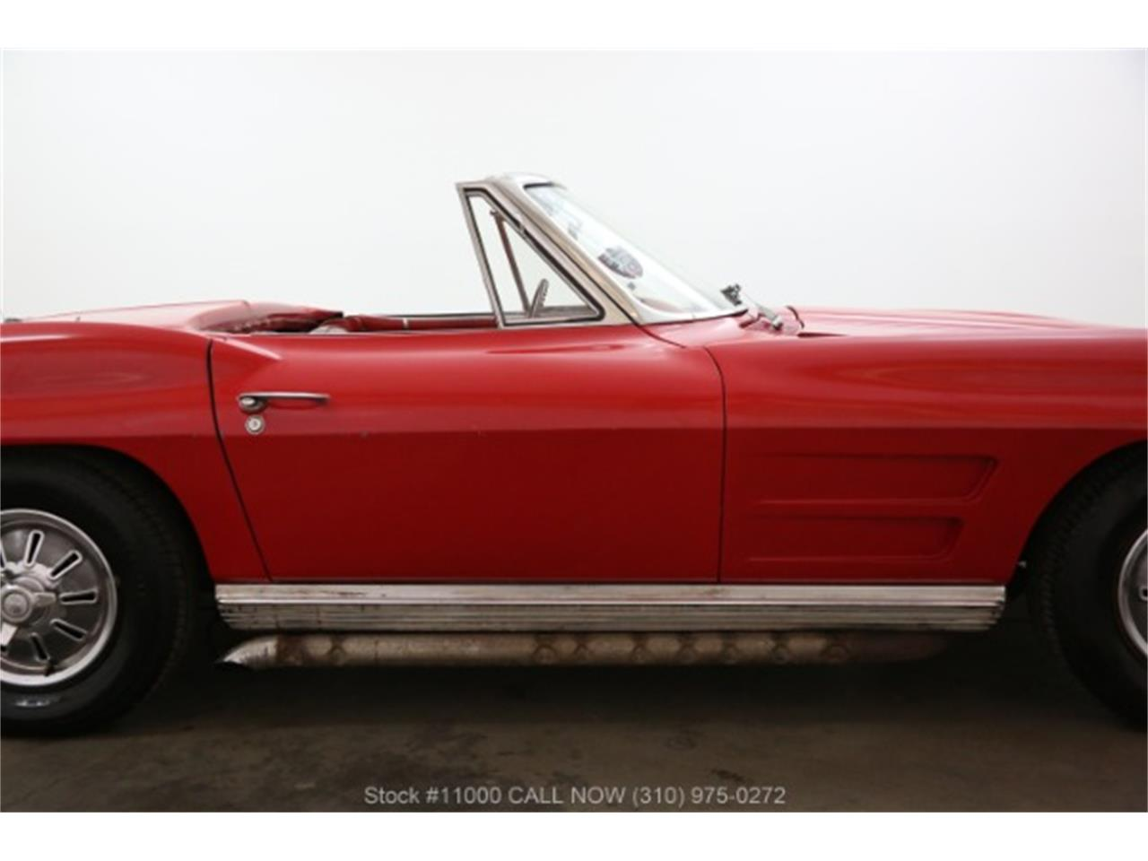 Large Picture of 1964 Chevrolet Corvette located in Beverly Hills California - QEND