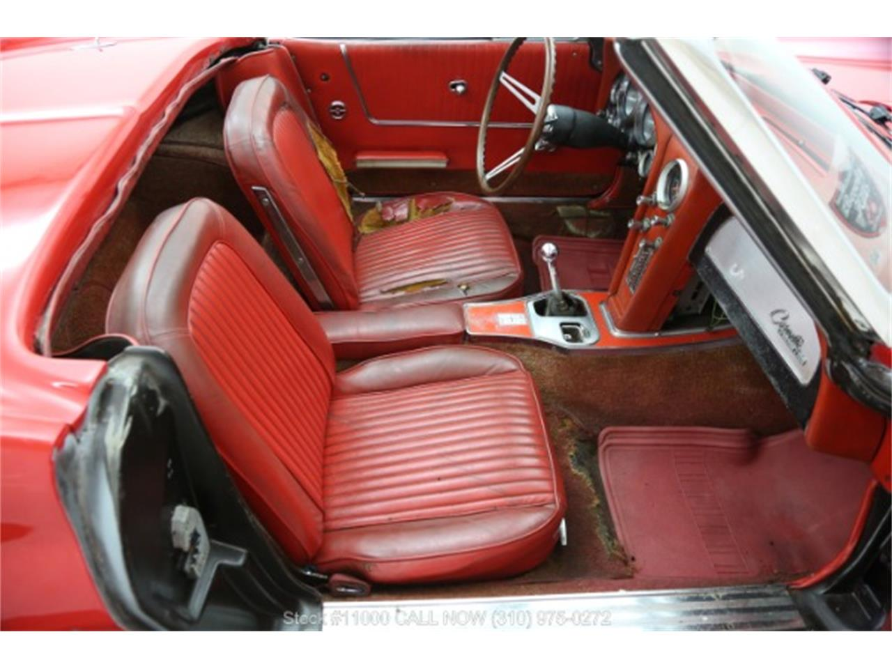 Large Picture of 1964 Chevrolet Corvette located in Beverly Hills California - $34,750.00 Offered by Beverly Hills Car Club - QEND