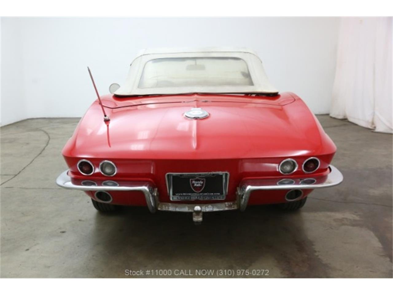 Large Picture of Classic 1964 Chevrolet Corvette located in Beverly Hills California Offered by Beverly Hills Car Club - QEND