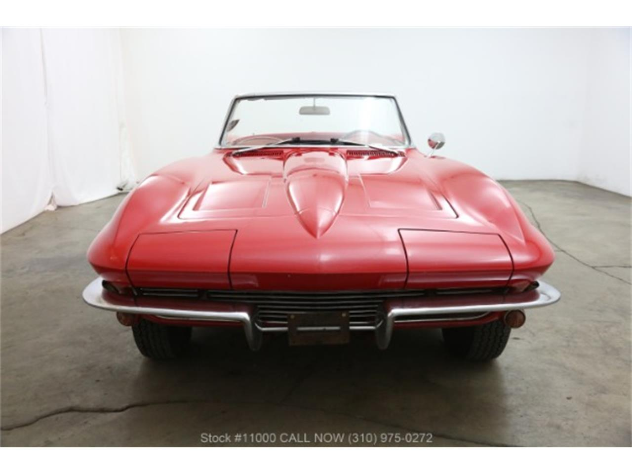 Large Picture of 1964 Corvette located in Beverly Hills California - $34,750.00 Offered by Beverly Hills Car Club - QEND