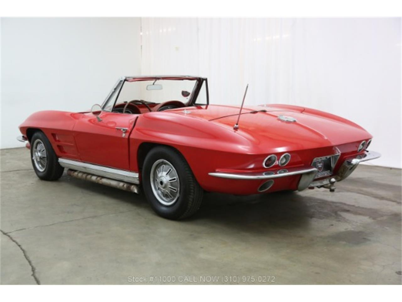 Large Picture of '64 Corvette located in California - $34,750.00 Offered by Beverly Hills Car Club - QEND