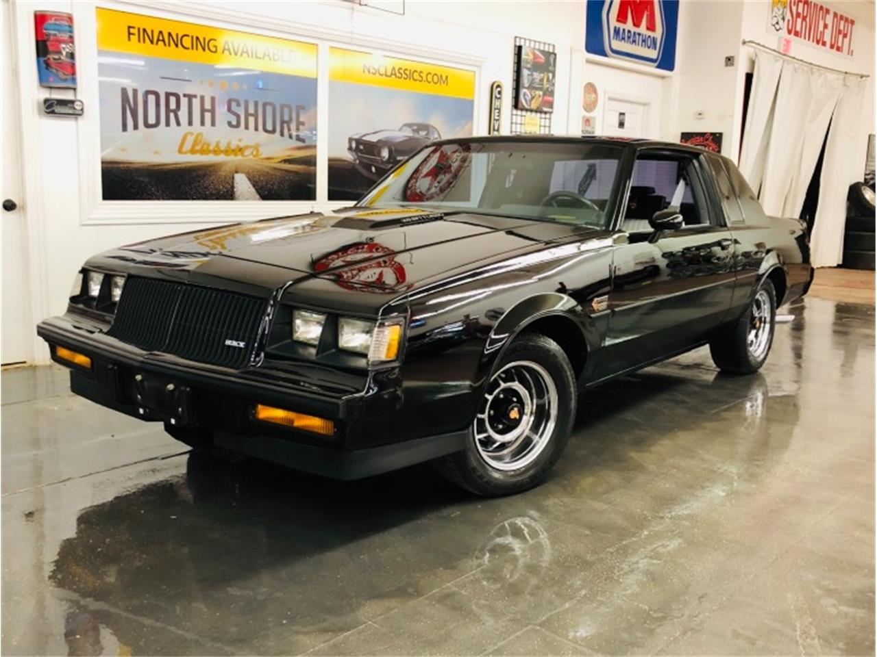 Large Picture of '87 Grand National - QENZ