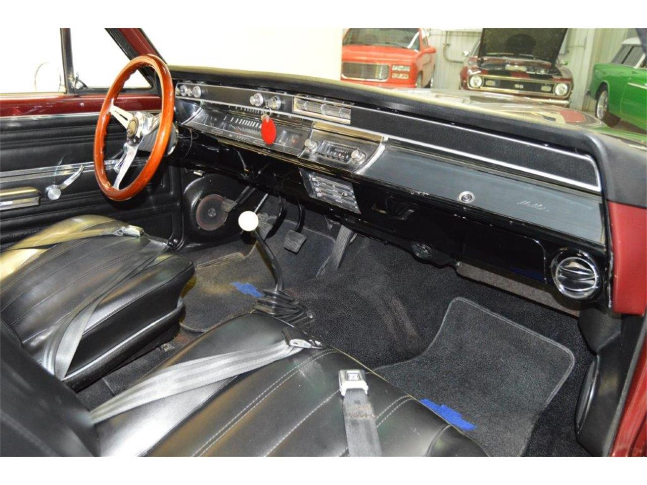Large Picture of '66 El Camino - QD39