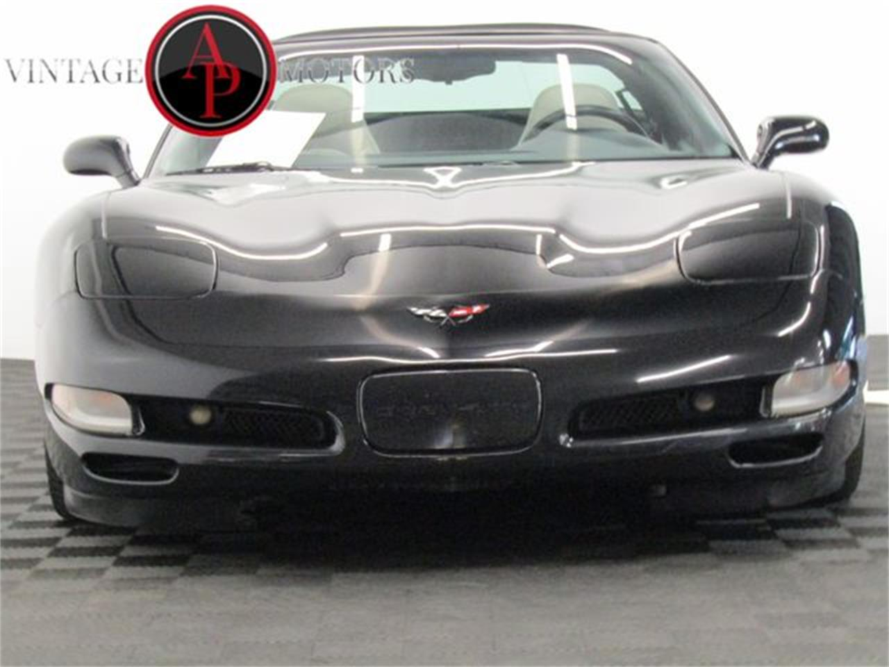 Large Picture of '98 Corvette - QEPV