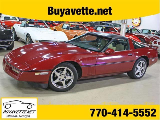 Picture of '86 Corvette - QEQ3