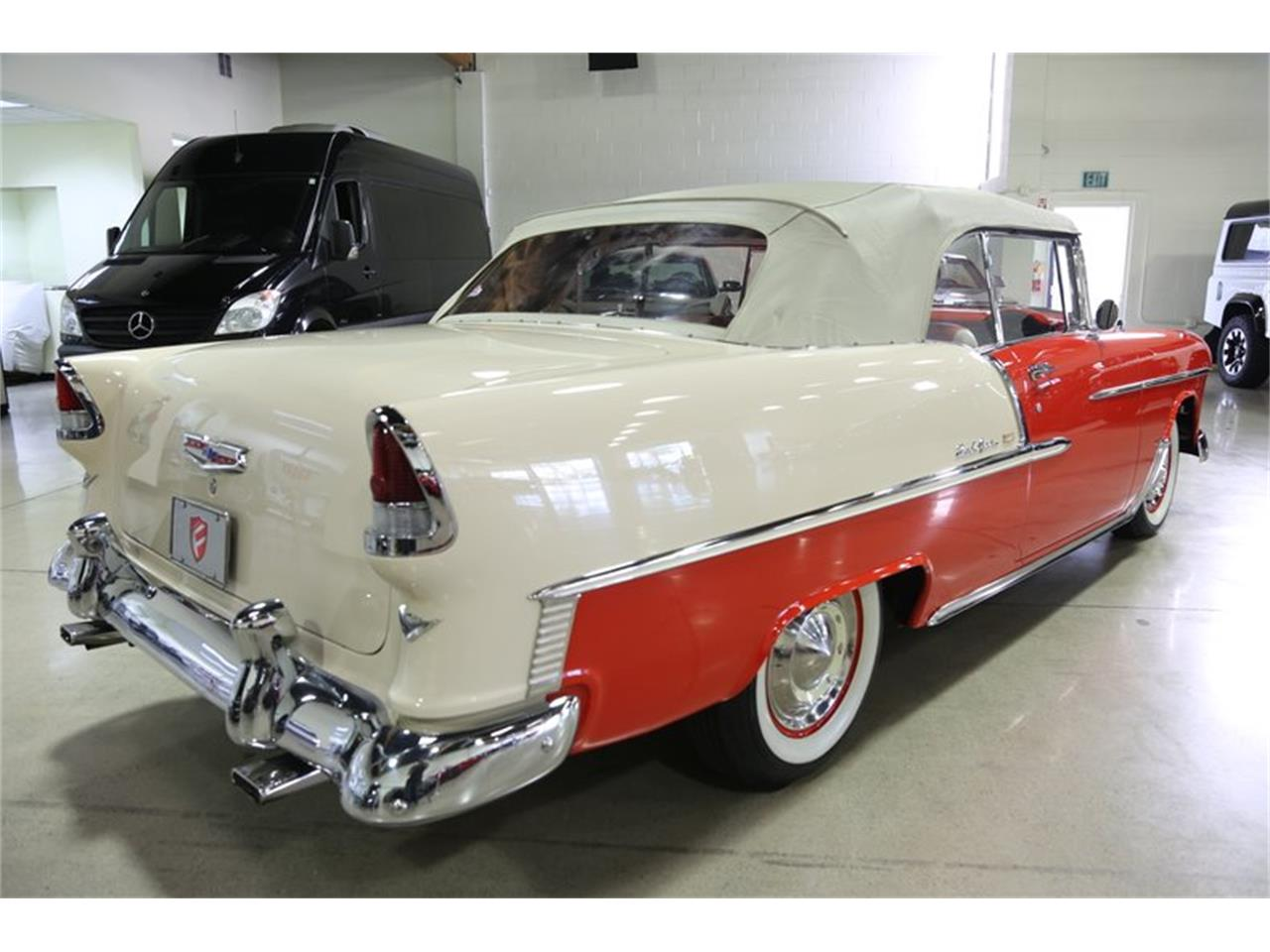 Large Picture of 1955 Chevrolet Bel Air - $94,950.00 Offered by Fusion Luxury Motors - QEQA
