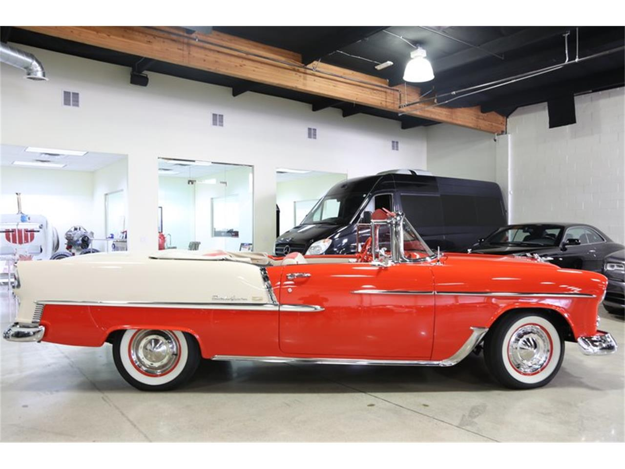 Large Picture of Classic 1955 Chevrolet Bel Air located in California - QEQA