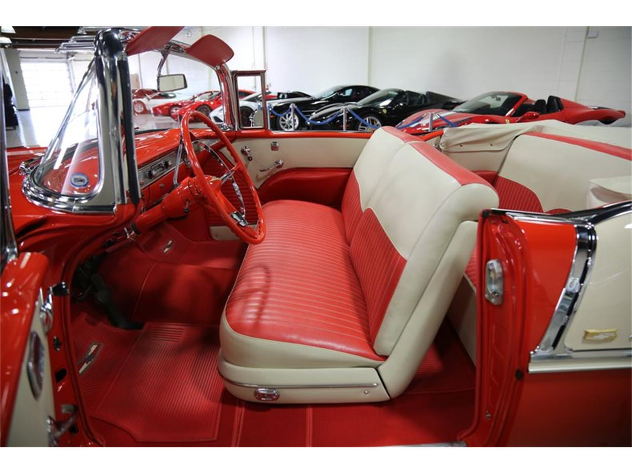 Large Picture of '55 Bel Air located in California Offered by Fusion Luxury Motors - QEQA