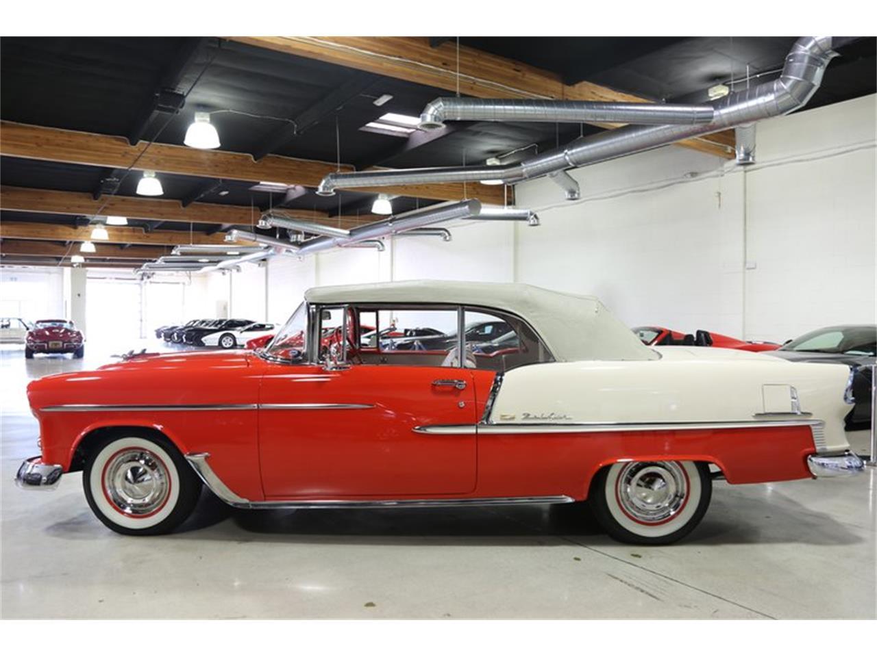 Large Picture of Classic '55 Chevrolet Bel Air located in California - $94,950.00 - QEQA