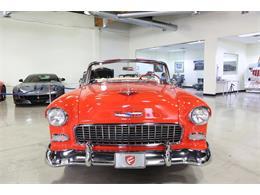 Picture of Classic 1955 Bel Air located in Chatsworth California - QEQA