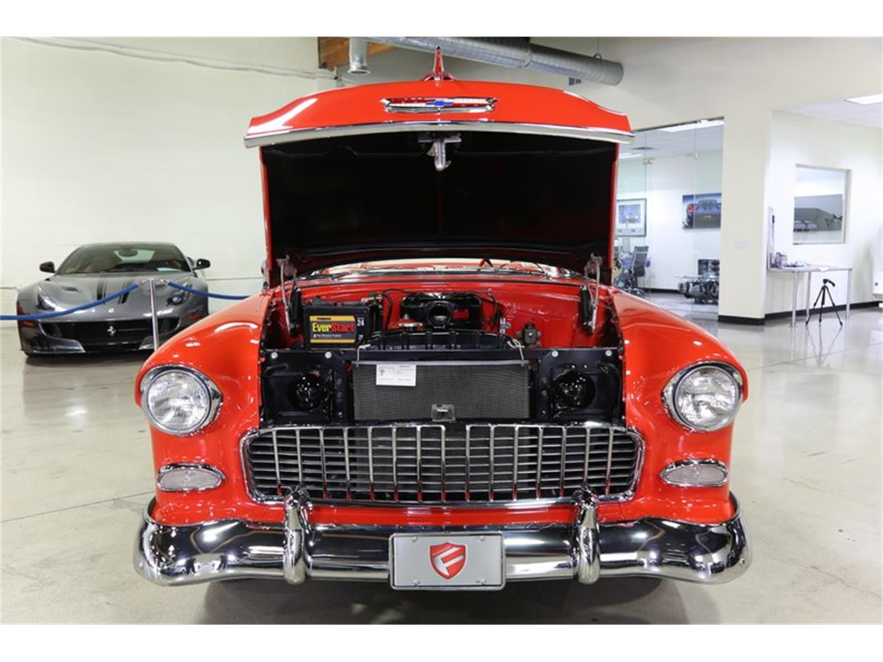 Large Picture of Classic 1955 Bel Air located in California - $94,950.00 Offered by Fusion Luxury Motors - QEQA