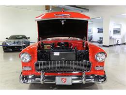 Picture of 1955 Bel Air Offered by Fusion Luxury Motors - QEQA