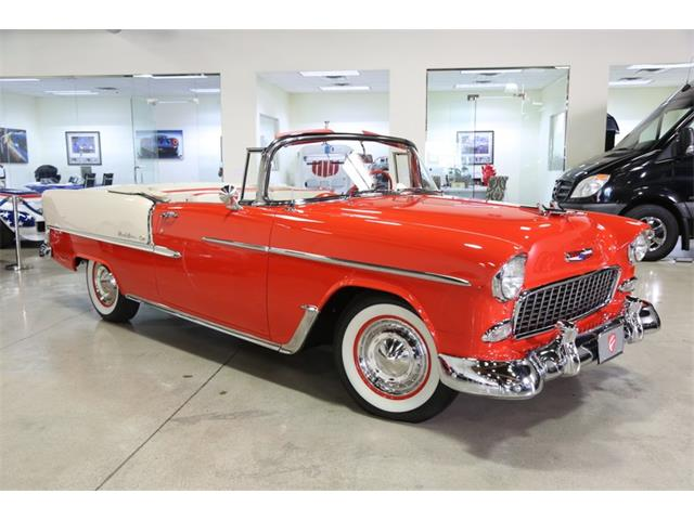 Picture of '55 Bel Air located in California - $94,950.00 Offered by  - QEQA