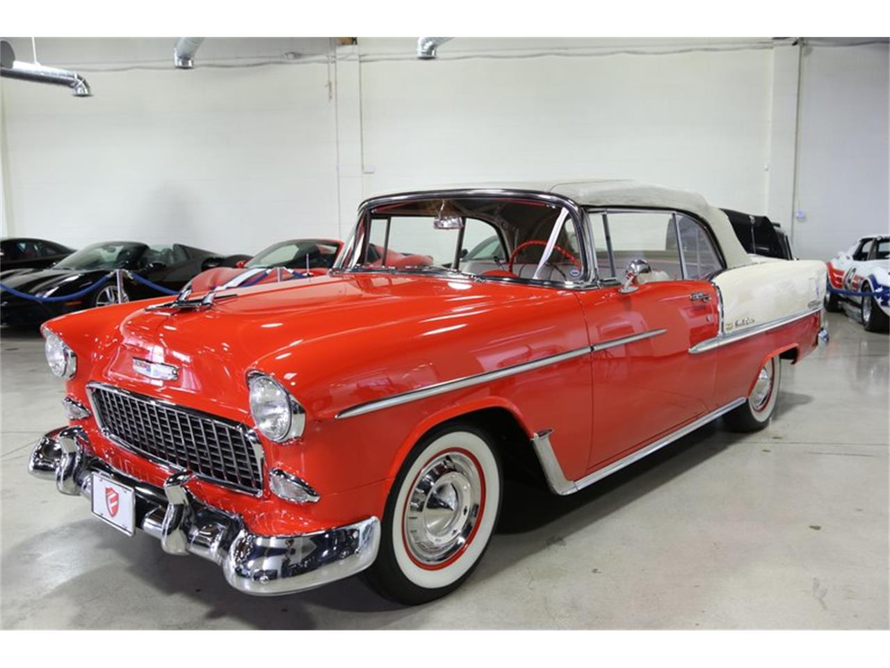 Large Picture of '55 Bel Air located in Chatsworth California - $94,950.00 Offered by Fusion Luxury Motors - QEQA