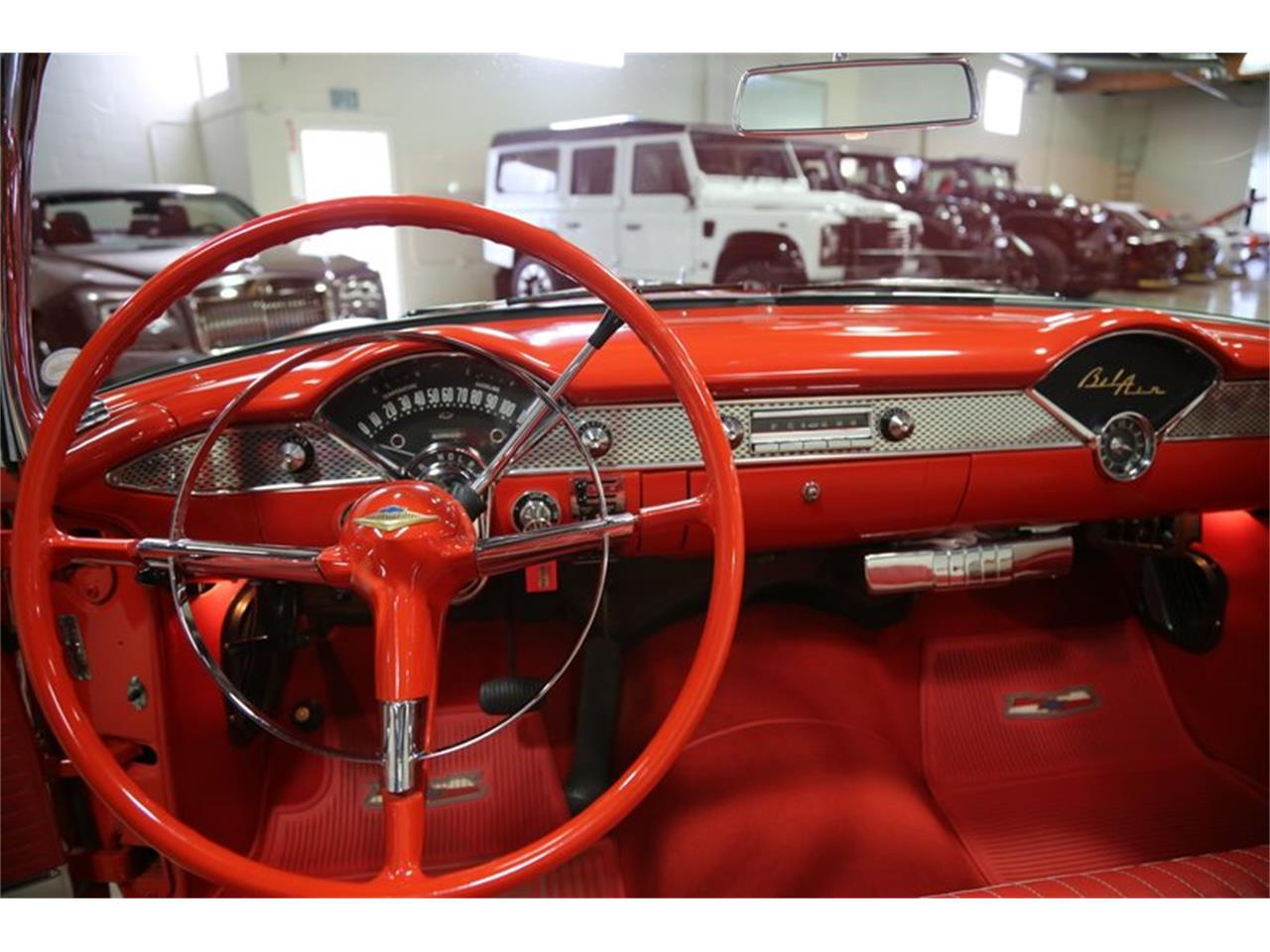 Large Picture of '55 Chevrolet Bel Air located in California - $94,950.00 - QEQA