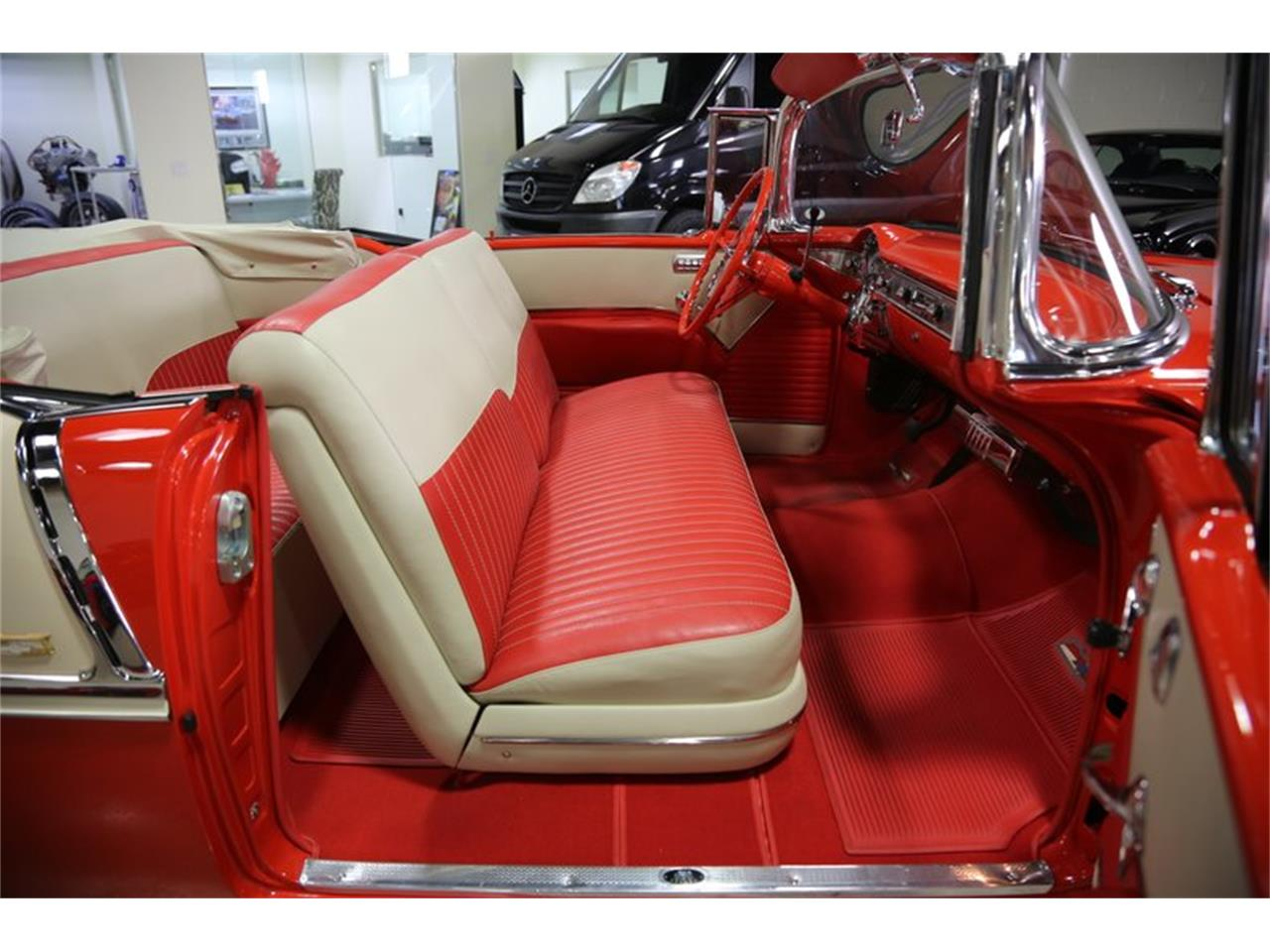 Large Picture of Classic '55 Bel Air Offered by Fusion Luxury Motors - QEQA