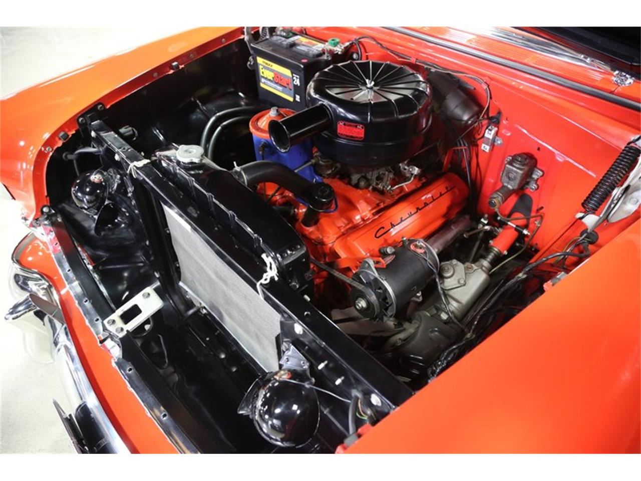 Large Picture of Classic '55 Chevrolet Bel Air located in Chatsworth California - $94,950.00 Offered by Fusion Luxury Motors - QEQA
