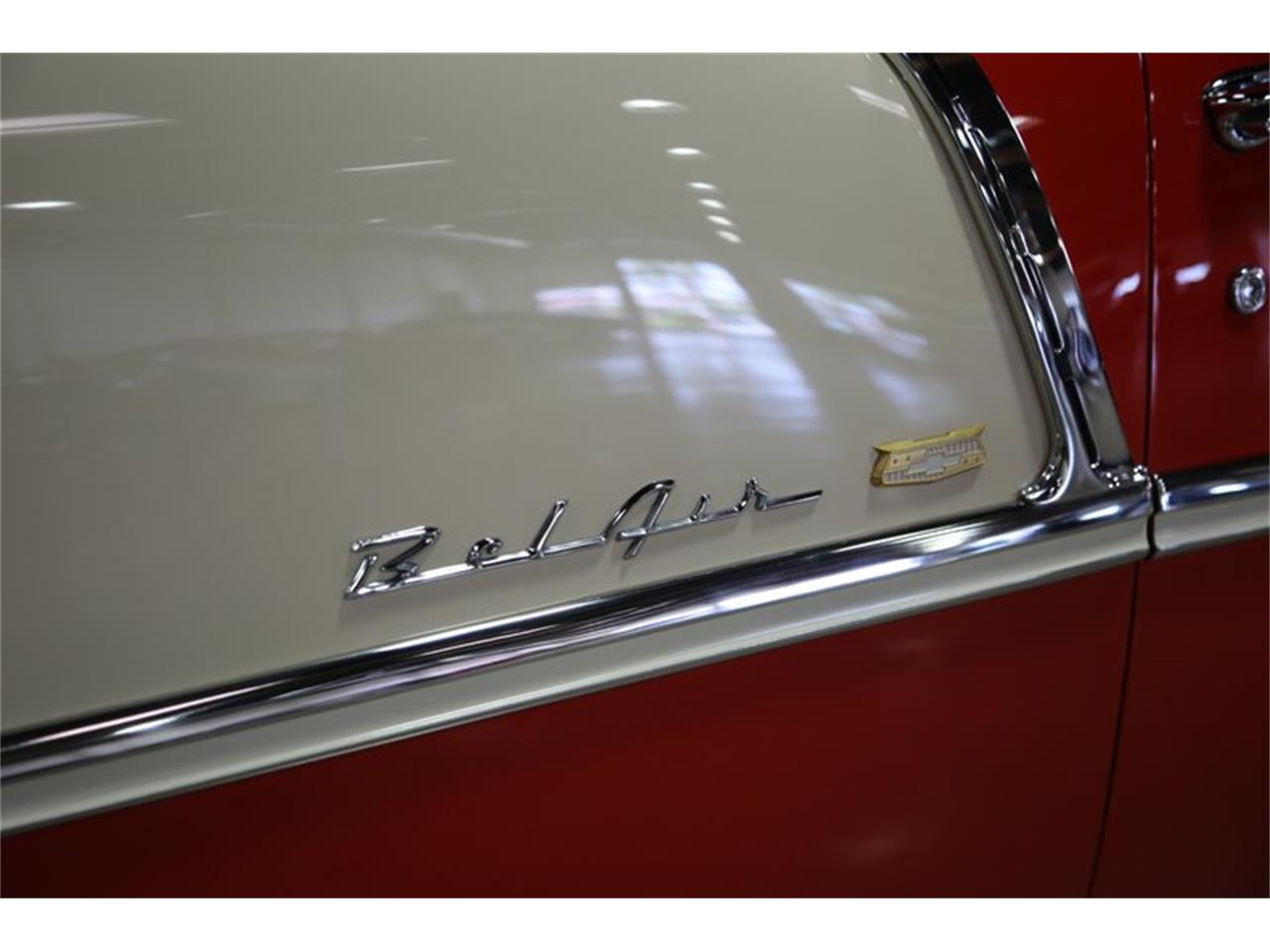 Large Picture of '55 Chevrolet Bel Air - QEQA