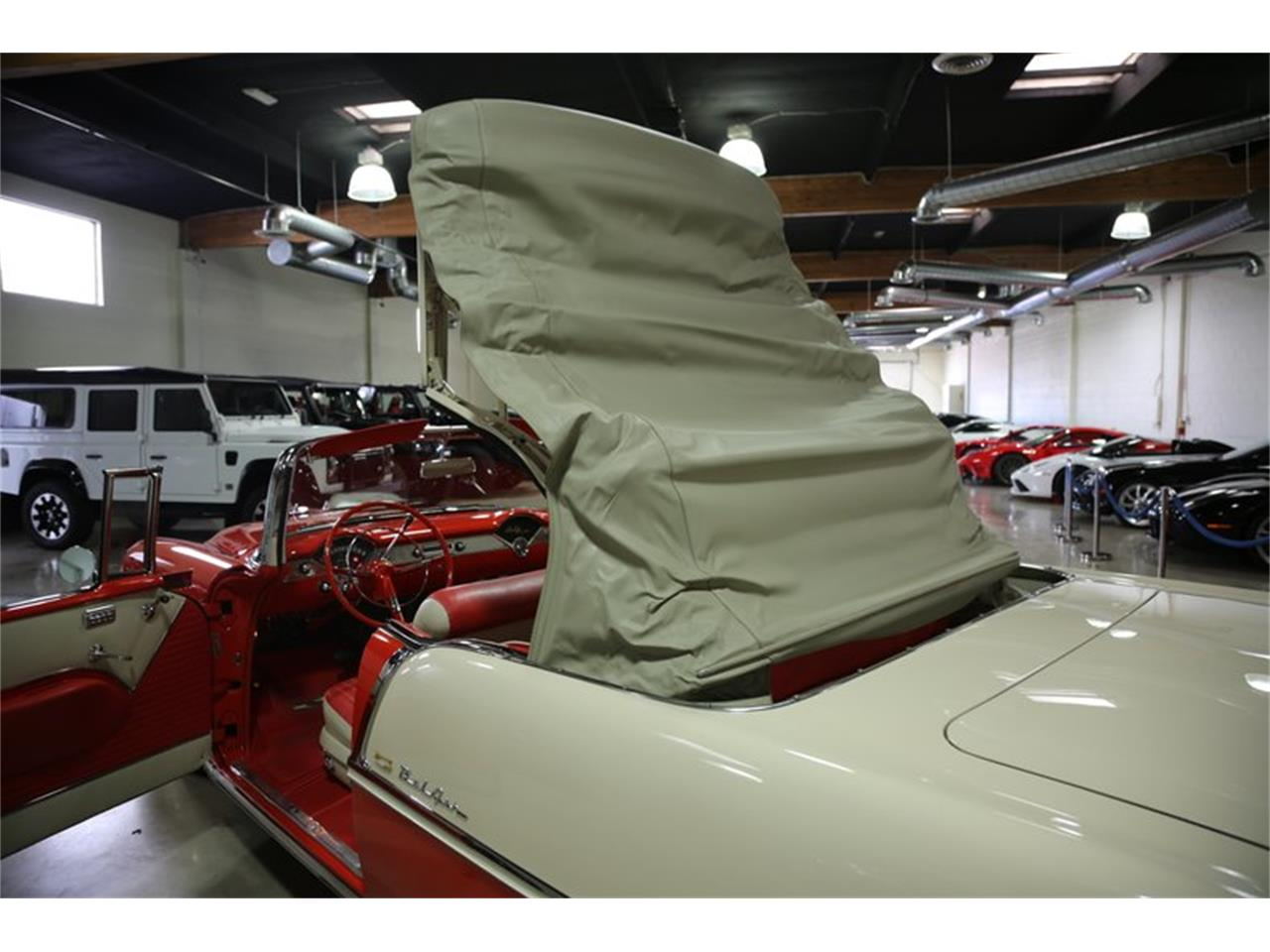 Large Picture of Classic 1955 Chevrolet Bel Air located in Chatsworth California - QEQA