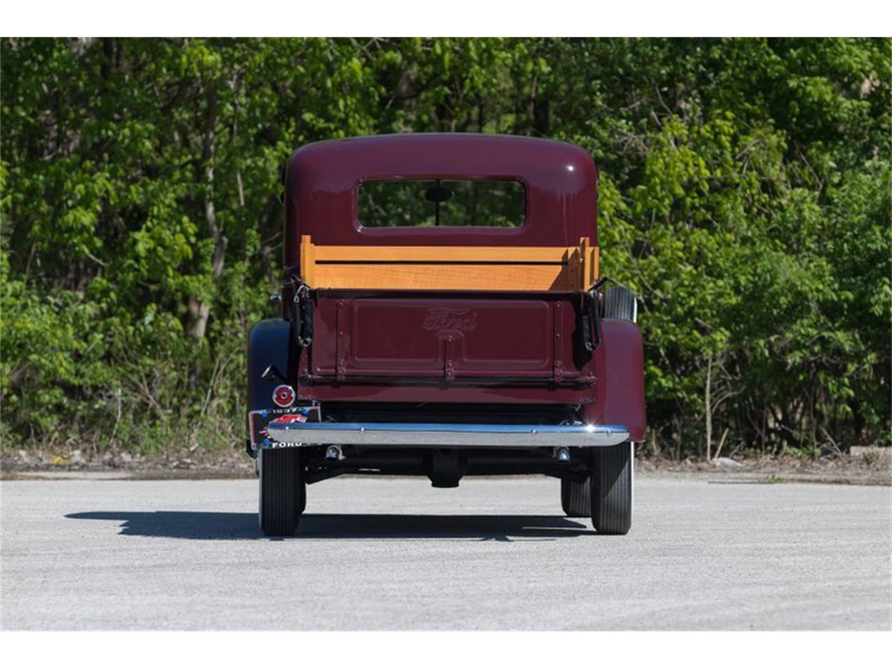 Large Picture of '37 Pickup - QD8O
