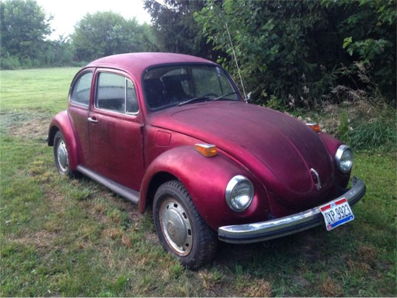 Large Picture of Classic '72 Super Beetle located in Cadillac Michigan - $7,495.00 - QERG