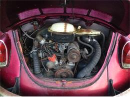 Picture of '72 Volkswagen Super Beetle located in Michigan Offered by Classic Car Deals - QERG