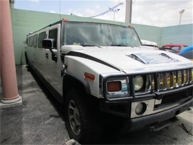 Picture of '04 Limo - QERT