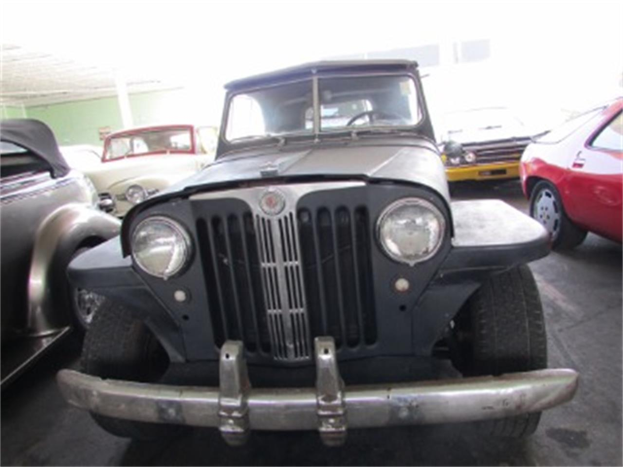 Large Picture of '49 Jeep - QES4