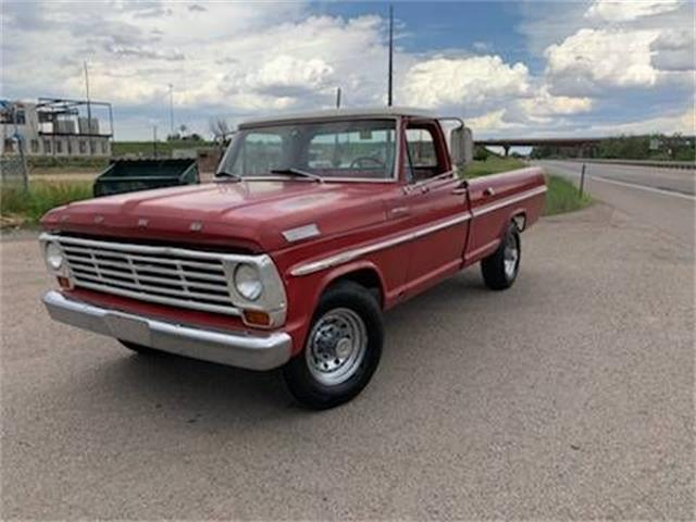 1967 to 1969 Ford F250 for Sale on ClassicCars com on ClassicCars com