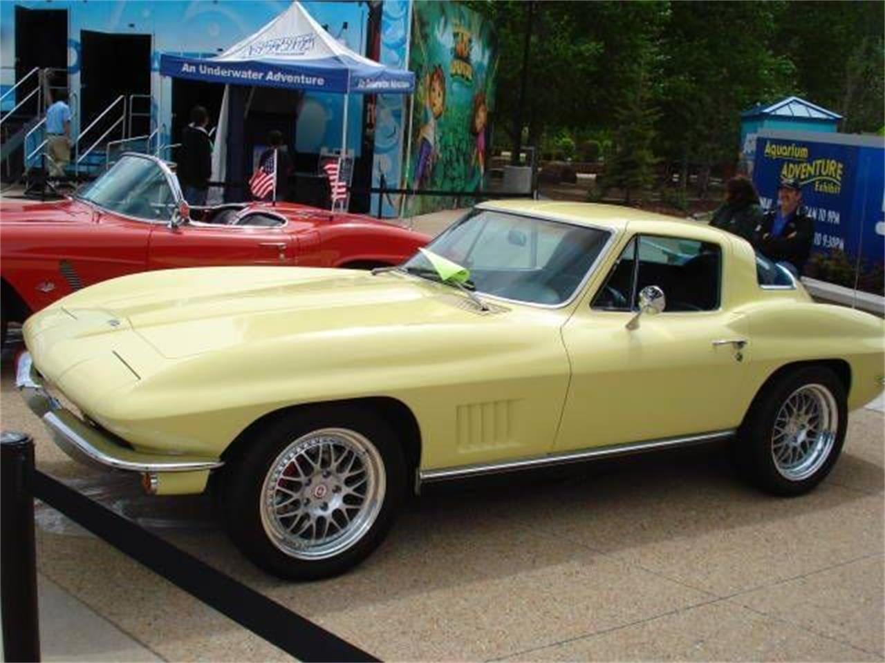For Sale: 1967 Chevrolet Corvette in Cadillac, Michigan