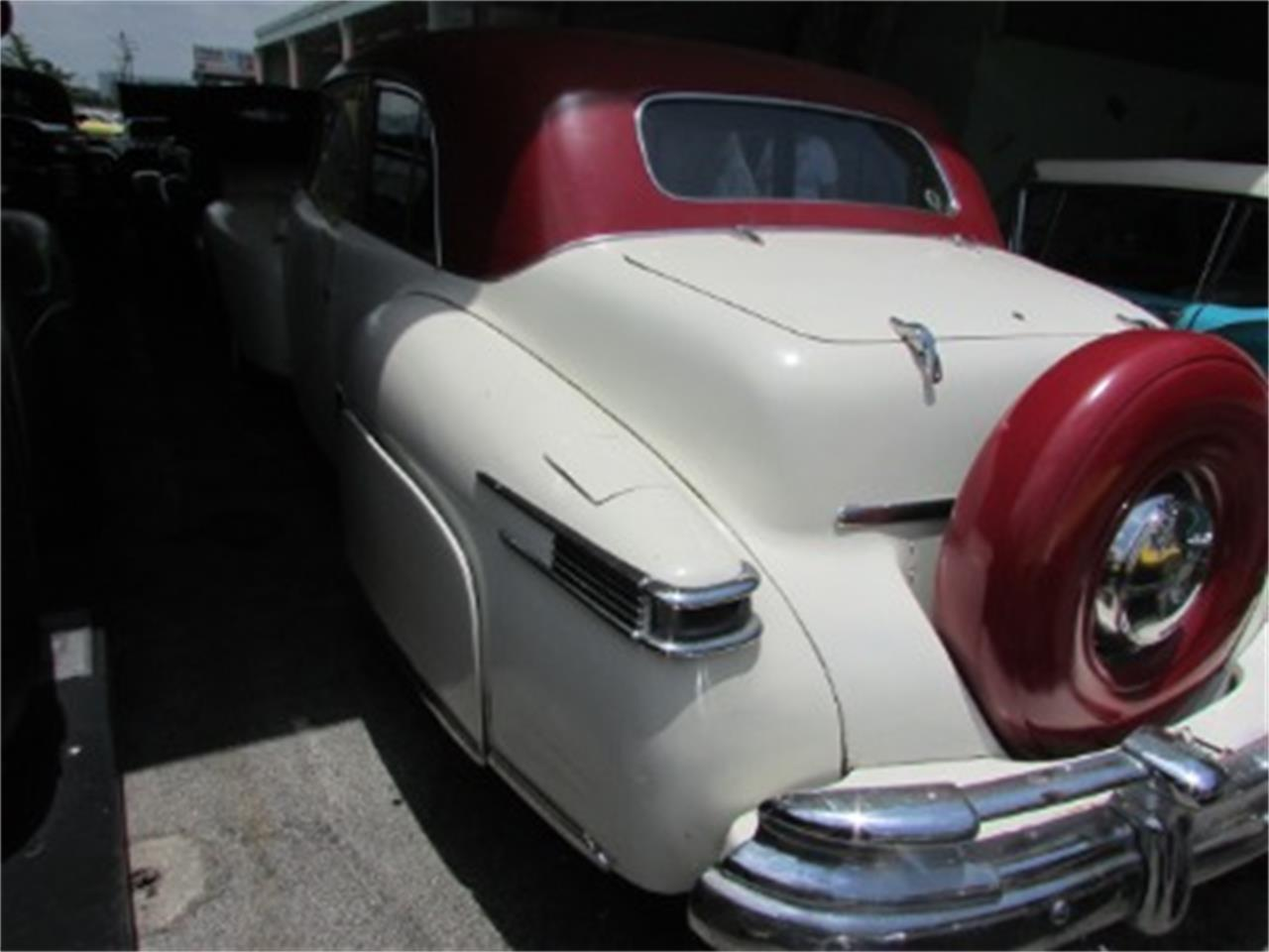 Large Picture of '48 Continental - QESG