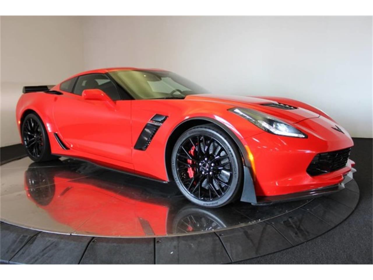 Large Picture of 2018 Chevrolet Corvette located in California Offered by DC Motors - QET0