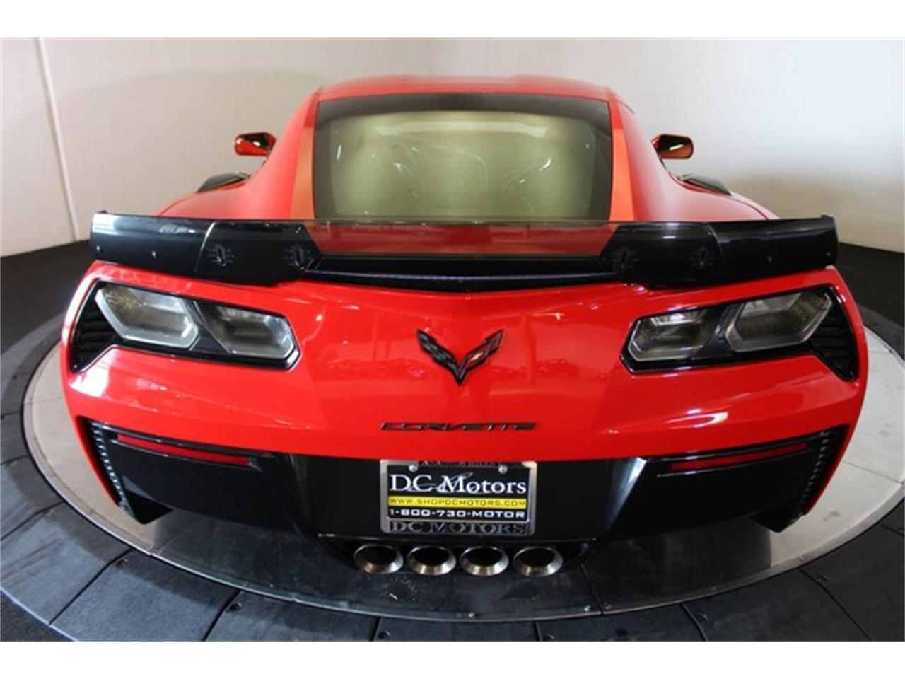 Large Picture of 2018 Corvette located in Anaheim California Offered by DC Motors - QET0
