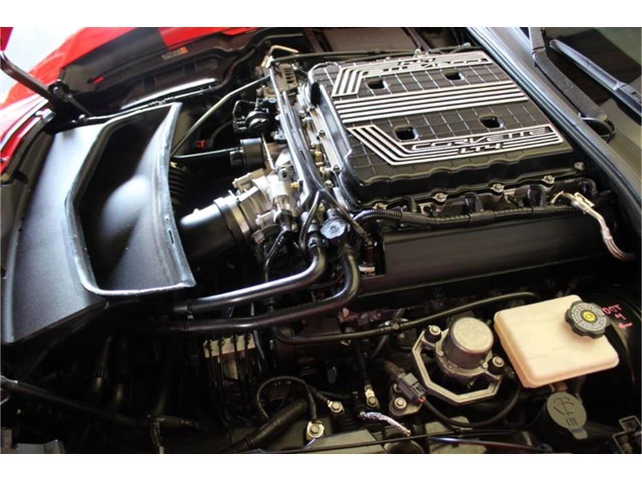 Large Picture of 2018 Chevrolet Corvette located in California - $72,700.00 - QET0